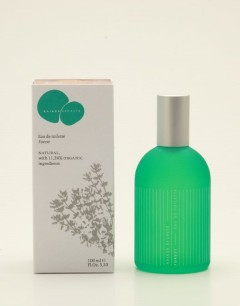 100 ml Fragancia de aromaterapia natural y ecológica Forest