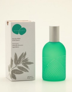 100 ml Fragancia de aromaterapia natural y ecológica Wild Flowers