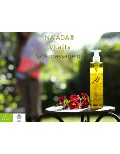 NAIADA VITALITY SPA 250ML