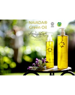 NAIADA GREEN OIL SPA 250ML